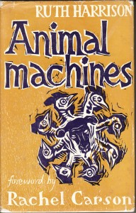 Cover of Animal Machines
