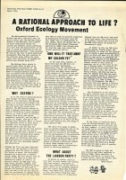 OEM Leaflet using articles from Back Street Bugle and Undercurrents March 1979