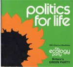 ECO General Election Manifesto 1983
